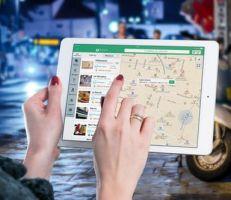 هواوي تطلق تطبيقاً منافساً لخرائط جوجل