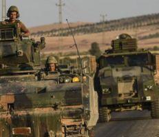 """تركيا ترسل وحدات """"كوماندوز"""" إلى الحدود مع سوريا"""