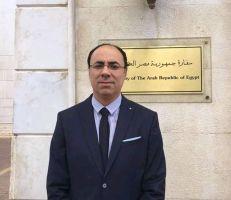 حفل وداع لسفير مصر في سوريا بمناسبة إنهاء مهامه (صور)