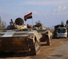 السيطرة على بلدات اللطامنة ومورك وكفرزيتا بريف حماة