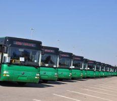 تحديد أماكن انطلاق حافلات النقل لزوار معرض دمشق الدولي