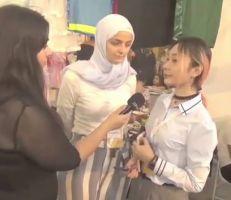 الصين ترى في معرض دمشق الدولي منفذاً لتوسيع نشاطها التجاري في سوريا (فيديو)
