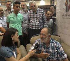 كاميرا المشهد في جناح وزارة الإعلام في معرض دمشق الدولي (فيديو)
