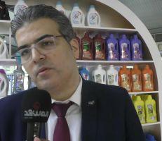 منتجات واسعة في الجناح الكيميائي بمعرض دمشق الدولي (فيديو)