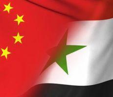 """على هامش معرض دمشق الدولي""""شراكة سورية صينية في عدة قطاعات"""""""