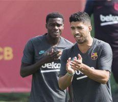 سواريز: أتمنى الفوز بدوري الأبطال مع برشلونة مرة أخرى