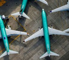 بوينج تبدأ بدفع تعويضات لضحايا طائرتي ماكس 737
