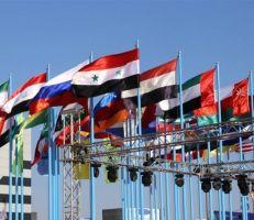 إعلان عن مسابقة تصميم بوستر دائم لمعرض دمشق الدولي