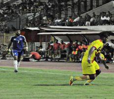 تشرين يفوز على الفتوة بدورة الانتصار لكرة القدم