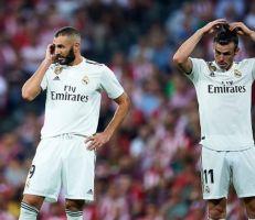 """""""ريال مدريد"""" يسجل رقماً سلبياً يحدث لأول مرة بتاريخ الملكي"""