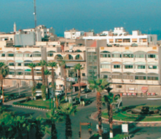 تحويل مقر ثكنة الشيخ صالح العلي (الشرطة العسكرية) إلى حديقة