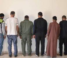 القبض على عصابة تسرق المواد النفطية من مصفاة حمص
