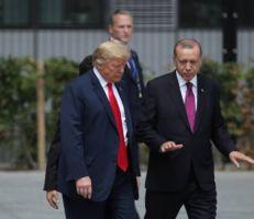 ترامب يهدد بتدمير الاقتصاد التركي