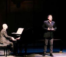 المغني العالمي ستيفان سينشال من مسارح فرنسا الى اوبرا دمشق (فيديو)