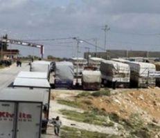"""""""معبر نصيب"""" لم يحقق أثراً إيجابياً على صادرات الصناعيين السوريين"""