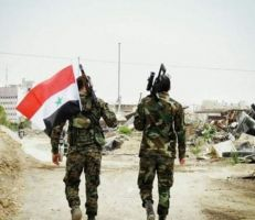 """الجيش السوري يتحرك نحو عين العرب """"كوباني"""" الحدودية مع تركيا"""