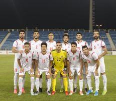 الأولمبي يعود الى دمشق بعد فوز وتعادل مع البحرين