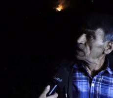 أهالي ريف اللاذقية للمشهد: الحرائق مفتعلة ومواسمنا أبيدت بالكامل (فيديو)