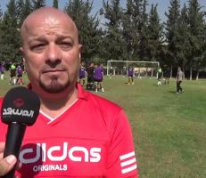 كرة الشرطة: طموح لمركز متقدم بالدوري السوري لكرة القدم (فيديو)