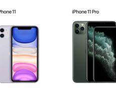 من الأفضل هاتف بيكسل 4 أو آيفون 11؟