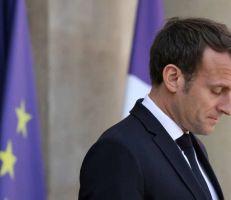 ماكرون ينتقد رد فعل الناتو على لتوغل التركي في سوريا