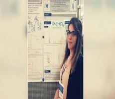 """الباحثة السورية""""حلا زهيري""""تتوصل لعلاج للخلايا السرطانية بنسبة 85 بالمئة"""