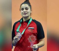 السورية حسناء سعيد .. تتوج بالذهب في البطولة العربية بالأردن (فيديو)