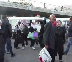 شكوى على خط سرفيس الحسينية في ريف دمشق (فيديو)