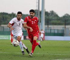 الأولمبي يفوز على الأردن ببطولة دبي الدولية