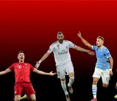 خمسة لاعبين يتنافسون على لقب أفضل مهاجم في العالم لموسم 2019 / 2020