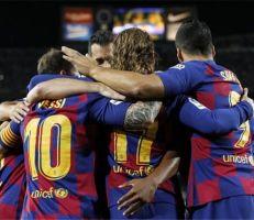 برشلونة يعلن جدول مبارياته حتى نهاية عام 2019