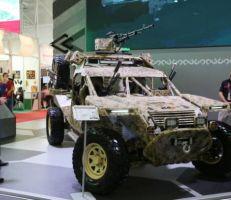 """""""شابورز إم3"""" سيارة باغي يستخدمها العسكريون الروس في سوريا (صور)"""