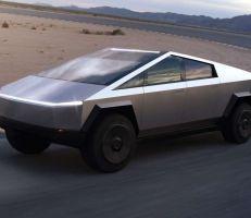 """الحجوزات على سيارة البيك أب """"سايبرترك"""" الجديدة من تيسلا  تبلغ 150 ألف سيارة"""