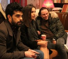 """فيلم""""يحدث في غيابك"""" أول تجربة إخراجية سينمائية لـ""""سيف الدين سبيعي"""""""