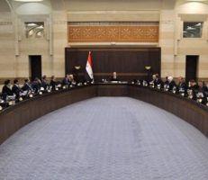 مجلس الوزراء: تفعيل عمل لجان مراقبة الأسواق لضبط الأسعار وتعزيز توريدات المواد الأساسية في صالات السورية للتجارة