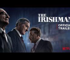 «الإيرلندي» يحقق 17.1 مليون مشاهد على «نتفليكس»