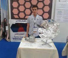 """""""مخترع سوري"""" يحصد ذهبية معرض الهند الدولي للاختراعات"""