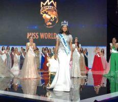 تتويج ملكة جمال جامايكا كملكة جمال للعالم (صور)