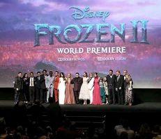 """""""ﺍﻟﻤﺜﻠﻴﺔ ﺍﻟﺠﻨﺴﻴﺔ"""" في ﻓﻴﻠﻢ الرسوم المتحركة Frozen 3"""
