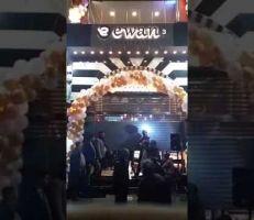 بعد المتاجرة بدماء السوريين وسرقة المساعدات: محمد علوش يفتتح مطعما ضخماً في اسطنبول (فيديو)