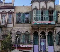 ترميم مدرسة تعرضت للحريق في دمشق بالتعاون مع طلاب العمارة (صور + فيديو)