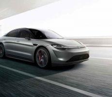 """فيجين S : سوني تكشف عن سيارتها """"الفكرة"""" وتأمل أن تكون جزءاً من مستقبل السيارات الكهربائية (صور)"""