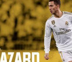 هازارد أفضل لاعب بلجيكي للمرة الثالثة