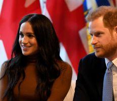 """""""أوبرا وينفري"""" تدعم تخلي الأمير هاري وميغان عن صفتهما الملكية"""