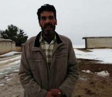 فتحو البرهو مواطن سوري من القامشلي أصبح رمزاً لمقاومة الاحتلال الأمريكي (فيديو)