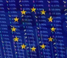 بسبب فيروس كورونا: البورصات الأوروبية تخسر 474$ مليار من قيمتها