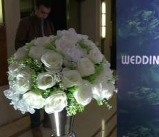 في اليوم العالمي لتنسيق الزهور  .. شهداؤنا أزهار الانتصار (فيديو)