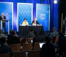 صندوق النقد الدولي يوفر 50 مليار دولار للمساعدة في التعامل مع فيروس كورونا