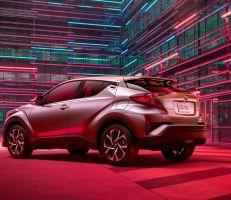 تويوتا تعطي الأولوية للتصميم في سيارة C-HR 2020 (صور)