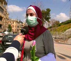 صور متناقضة لشوارع حلب مع فيروس كورونا (فيديو)